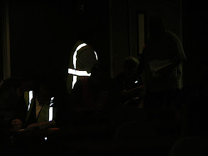 Photo: Glow in the dark vests