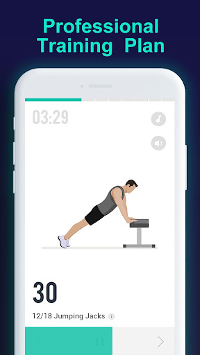Man Workouts - Abs Workout & Building Muscle 1.0.1 app download 2