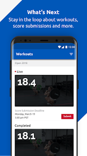 CrossFit Games- screenshot thumbnail