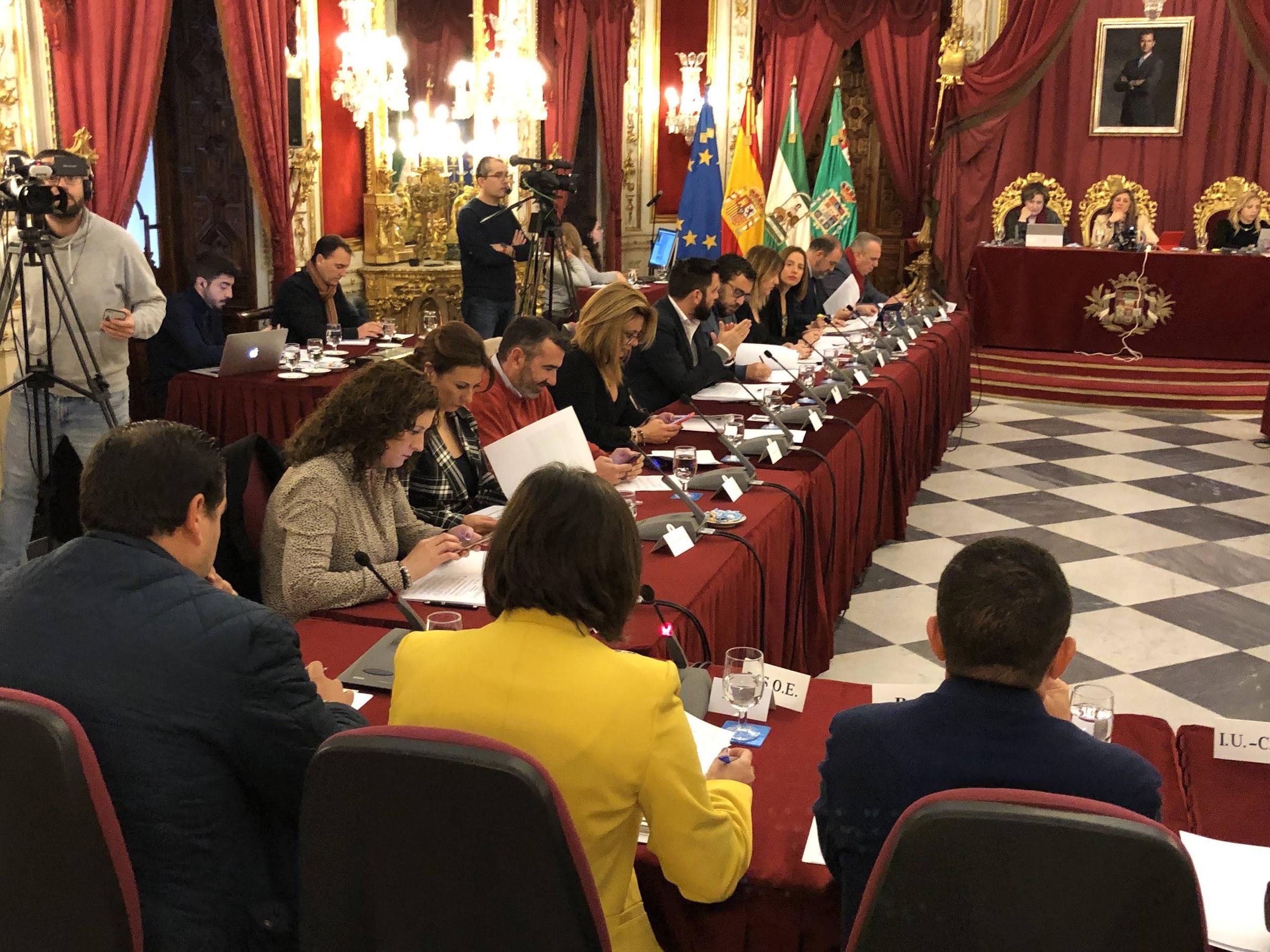El PSOE solicita al Gobierno de la Nación el restablecimiento del transporte ferroviario de pasajeros entre Algeciras y Ronda