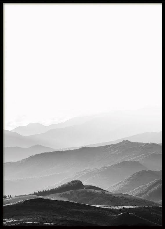 Black Hills Poster
