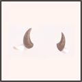 山羊座の双角