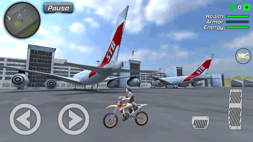 Super Miami Girl : City Dog Crime 1.0.2 screenshots 3