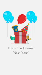 Catch The Moment - New Year - náhled