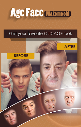 Age Face - Make me OLD 1.0.99 screenshots 2