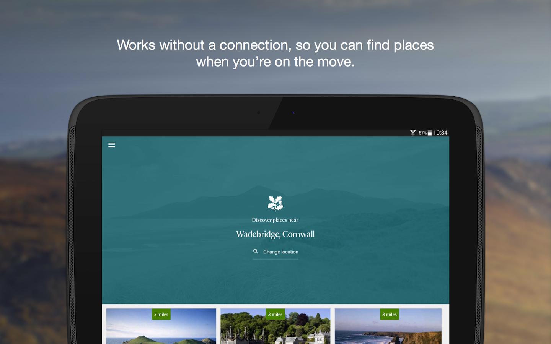 National Trust- screenshot