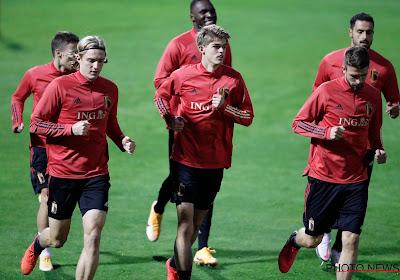 Une équipe B (au moins) pour les Diables Rouges : qui verra-t-on face à la Suisse ?