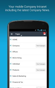 MangoApps- screenshot thumbnail