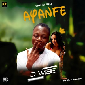 Cover Art for song Ayanfe
