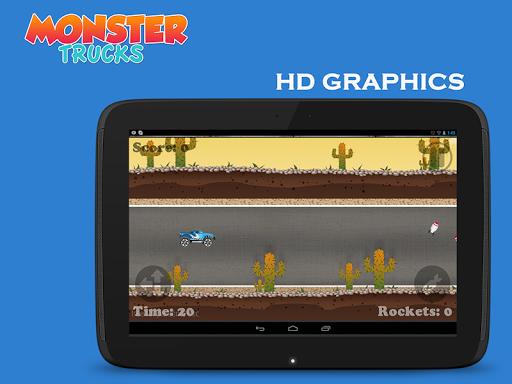 Monster Truck: Racing Car Game