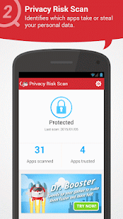 Dr. Safety -  Virus Clean, Free Antivirus, Booster Screenshot