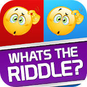 Whats the Riddle? Puzzle Quiz!