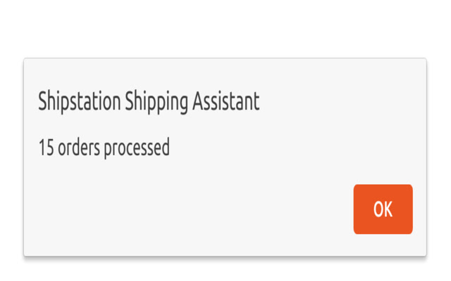 Shipstation Shipping Assistant