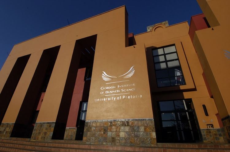 The Gordon Institute of Business Science. Picture: ROBBIE TSHABALALA/FINANCIAL MAIL