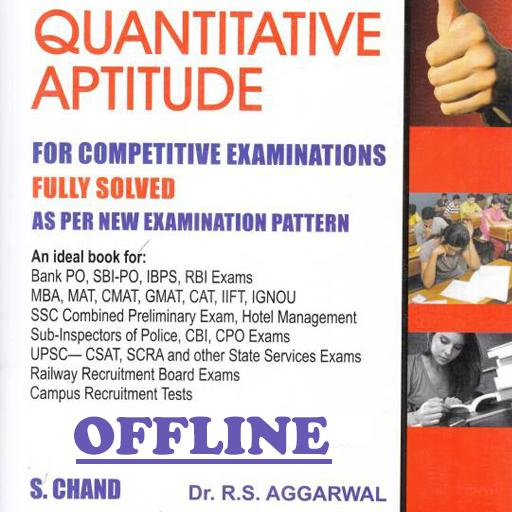 RS Aggarwal Quantitative Aptitude OFFLINE - Apps on Google Play