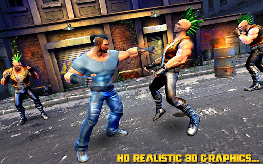 Real Kung Fu Fight: Boxing Fighting Games 2018 1.1 10