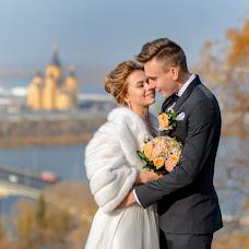 Wedding photographer Andrey Denisov (DENISSOV). Photo of 22.10.2018
