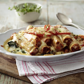 Beef Mince Cannelloni Recipes