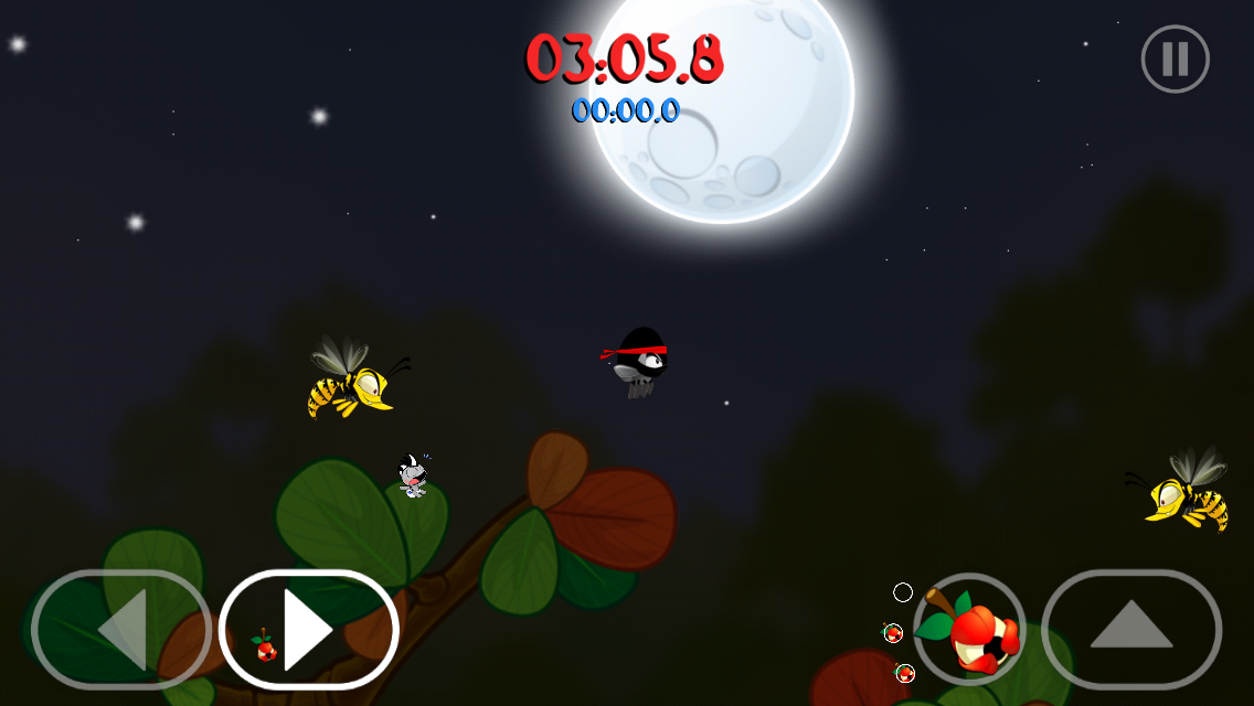 Lunata Rescue Adventure- screenshot