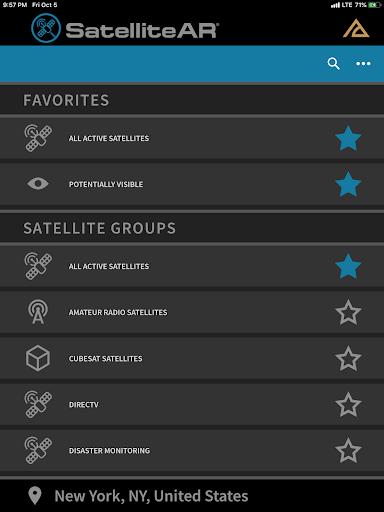 Satellite AR  screenshot 7