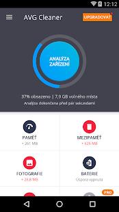 AVG Cleaner - Čištění a Zrychlení Telefonu - náhled