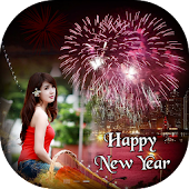 Happy New Year Photo Frames- New Year Photo Editor