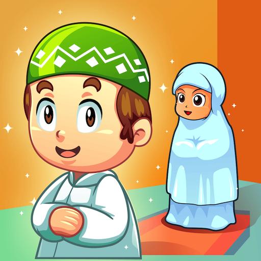 Gambar Animasi Anak Muslim Pergi Sholat Contoh Gambar Mewarnai Gambar Anak Sedang Sholat Kataucap