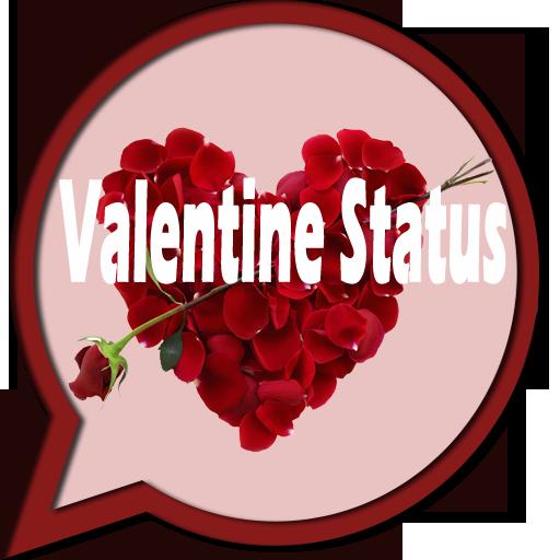 Valentine Status App