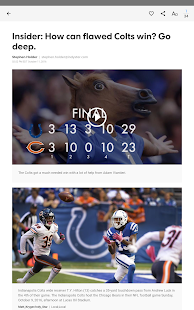 IndyStar Colts XTRA- screenshot thumbnail