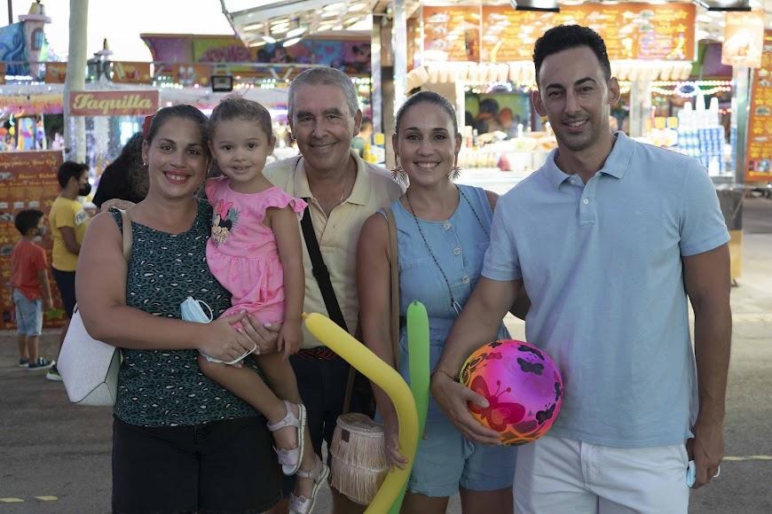 Familia Martín de Dios