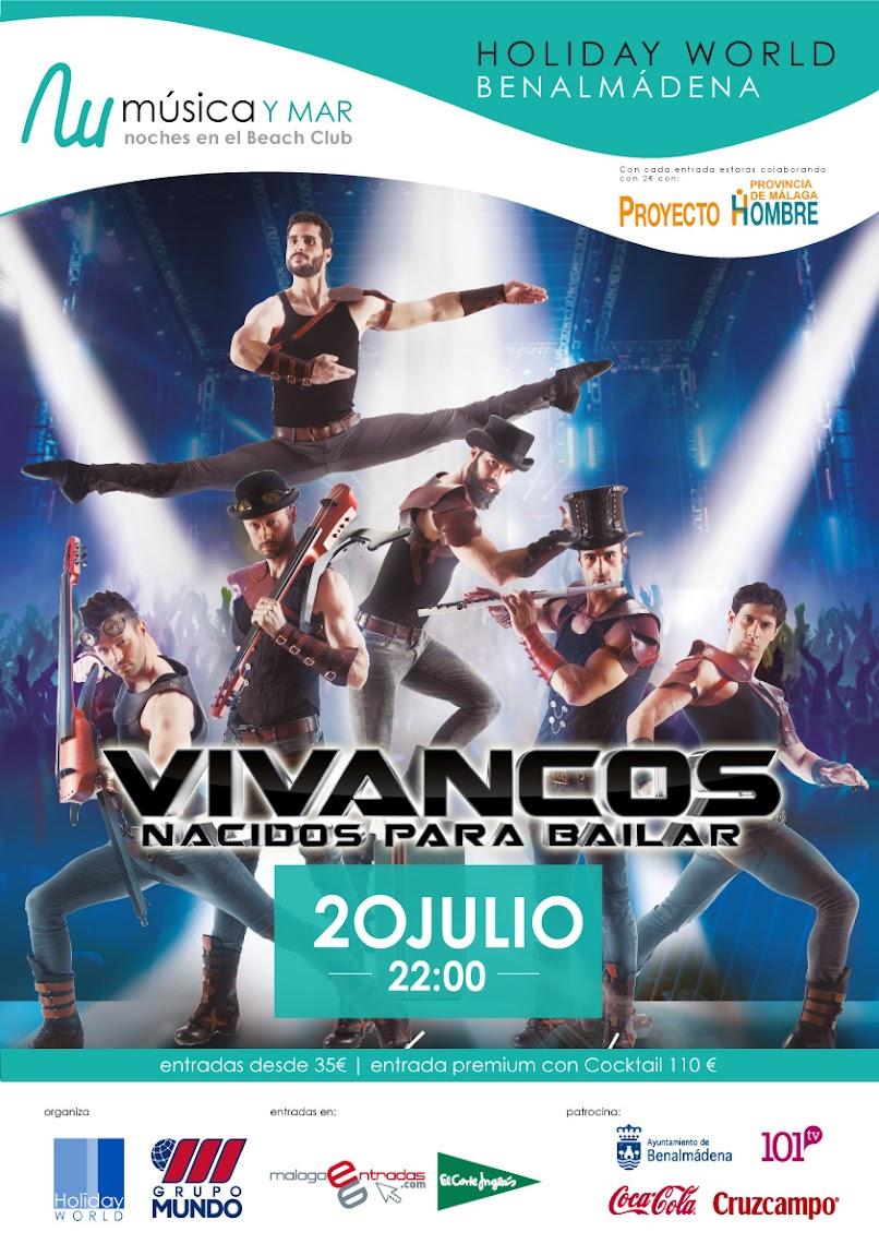 Cartel Los Vivancos