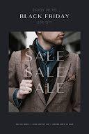 Men's Fashion Sale - Postcard item
