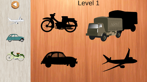 Vehicles Puzzles  screenshots 2
