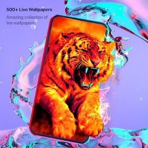 Live Wallpapers 4k Hd Backgrounds By Wave 3 2 7 Adfree