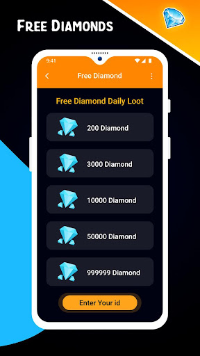 Guide and Free Diamonds for Free screenshot 2