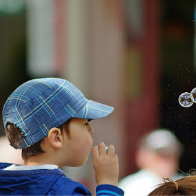 Bubble all the way!! by Muthu Ravi - Babies & Children Children Candids ( child, bubbles, children, candid, cute, kid )