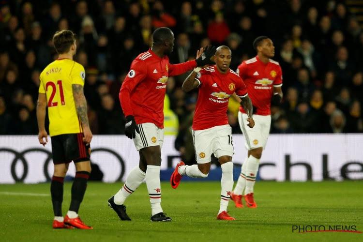Romelu Lukaku retrouve un ancien de Manchester United à l'Inter