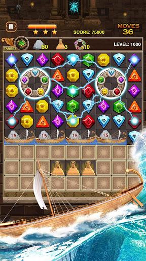 Jewel Ancient: find treasure in Pyramid 2.4.2 screenshots 3