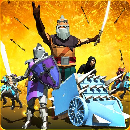 Ultimate Grand Battle Simulator - ⚔ Castle Defense file APK for Gaming PC/PS3/PS4 Smart TV