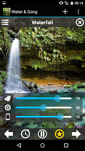 Water & Gong ~ Relaxing Sounds- screenshot thumbnail