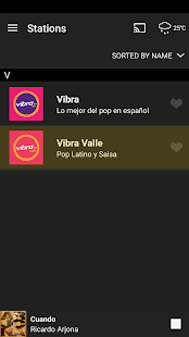 Vibra- screenshot thumbnail
