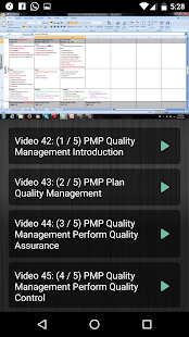 PMP Prep Questions & Videos - náhled