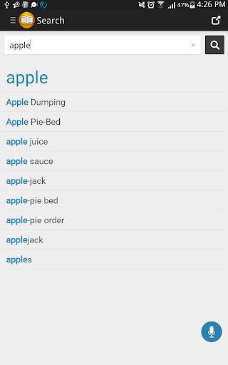 Shwebook Dictionary Pro 5.2.2 screenshots 17