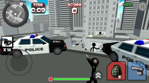 Stickman City Shooting 3D  screenshots EasyGameCheats.pro 4