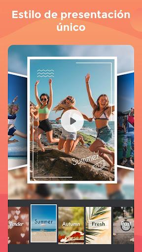 Editor de video, Recortar video, Música, Efectos screenshot 7