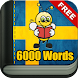 Learn Swedish - 6000 Words - FunEasyLearn