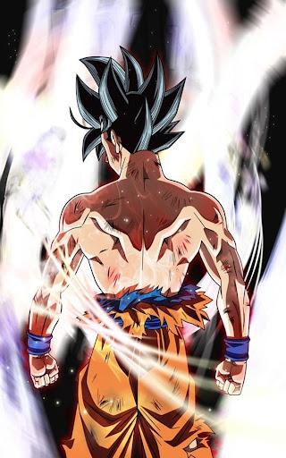 Ultra Instinct Goku Wallpaper HD Screenshot 7