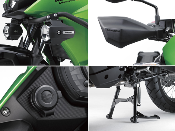 Kawasaki Versys-X 300 Tourer รถจักรยานยนต์ Touring Adventure น้องเล็กคันล่าสุดของทางค่าย2