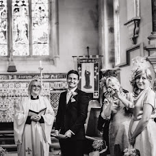 Wedding photographer Camilla Reynolds (camillareynolds). Photo of 08.09.2017