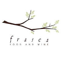 Frasca Food and Wine logo